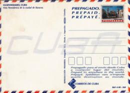 CUBA - Entier Postal Neuf - Guantanamo - Cuba