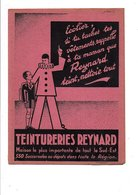 PROTEGE-CAHIER TEINTURERIES REYNARD - Book Covers