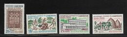 CAMEROUN  ( AFCA - 153 )  1965  N° YVERT ET TELLIER   N° 409/412   N** - Cameroun (1960-...)