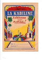 PROTEGE-CAHIER TEINTURE LA KABILINE - Book Covers
