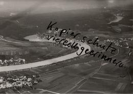 + KLOSTER WELTENBURG, Donau, Kelheim, Bayern, Seltenes Luftbild 1924, Nr. 1709, Format 18 X 13 Cm - Kelheim