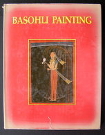 Basohli Painting Tipped-In Plates Album 1981 - Books, Magazines, Comics