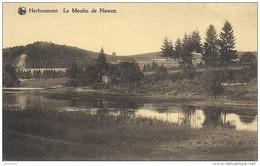 HERBEUMONT ..-- Le MOULIN De NAWEZ . - Herbeumont