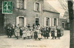 OZOIR Le BREUIL  =   Ecole  Libre   634 - Other Municipalities