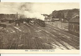 52 - LANGRES / INTERIEUR DE LA GARE - Langres