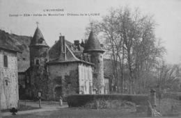 Vallée De Mandailles, Chateau De La Laubie - France