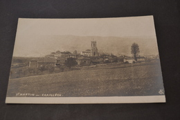 Carte Postale 1910 St Martin En Coailleux Vue Générale - Autres Communes