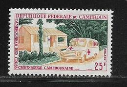 CAMEROUN  ( AFCA - 172 )  1965  N° YVERT ET TELLIER   N° 395   N** - Cameroun (1960-...)