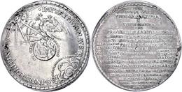 Taler, 1683, Leopold I., Von M. Mittermaier, Auf Die Befreiung Wiens Von Den Türken, Montenuovo 919, Kl. Schrötlingsfehl - Oesterreich