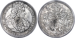 Trautson, 1708, Franz Eusebius, Dav. 1200, Schrötlingsfehler, Ss.  Ss - Oesterreich