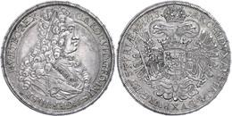 Taler, 1713, Karl VI., Graz, Dav. 1039, F. Vz. - Oesterreich