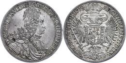 Taler, 1719, Karl VI., Hall, Herinek 338, F. Vz. - Oesterreich
