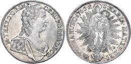 Taler, 1763, Maria Theresia, Dav. 1132, Eypeltauer 261, F. Vz. - Oesterreich