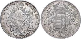 Taler, 1779, Maria Theresia, Eypentauer 304, Min. Justiert, Vz+. - Oesterreich
