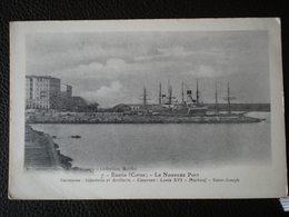 7-BASTIA (Corse) -Le Nouveau Port -Garnisons- Infanterie Et Artillerie -Casernes :Louis XVI -Marbeuf -Saint Joseph. - Bastia