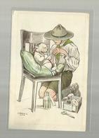 **1 X SCOUTISME - Illustrateur : MARTON  L.   -1916 - Scoutisme