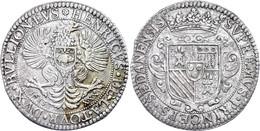 Bouillon Und Sedan, Ecu (30 Sous), 1613, Henri De La Tour D'Auvergne, Dav. 3816, Delm. 398, Wz. Zainende, Ss.  Ss - Frankreich