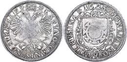 Mülhausen, Taler, 1623, Dav. 5588, Justiert, Vz.  Vz - Frankreich