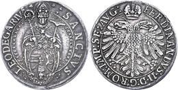 Murbach Und Lüders, Taler, O.J. (1630), Erzherzog Leopold Wilhelm Von Österreich, Ss.  Ss - Frankreich