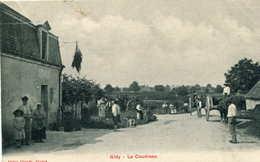 GIDY   =  LE COUDREAU       641 - Autres Communes