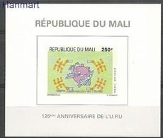 Mali 1999 Mi 2440B MNH ( LLX ZS5 MLI2440B ) - U.P.U.