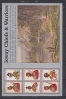 A634. Sierra Leone - MNH - Art - Ancient Art - Indian - Arts
