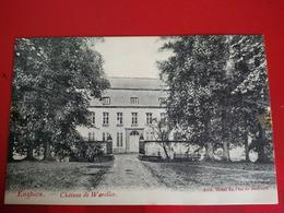 ENGHIEN CHATEAU DE WARELLES - Enghien - Edingen