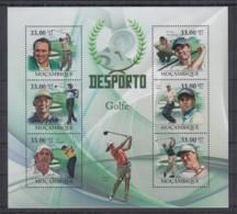 U907. Mozambique - MNH - 2010 - Sport - Golf - Autres