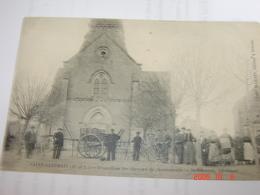 C.P.A.- Saint Saturnin (49) - Exposition Des Travaux De Charronnage  - Delliumeau Fabricant - 1910 - SUP (BF95) - France