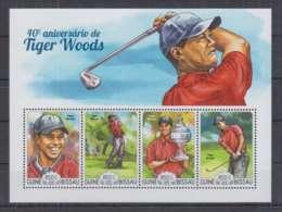L634. Guine-Bissau - MNH - 2015 - Sport - Golf - Tiger Woods - Autres