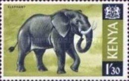 USED  STAMPS  Kenya - Mammals  -1966 - Kenya (1963-...)