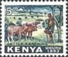 USED  STAMPS  Kenya - Local Motives  -1963 - Kenya (1963-...)
