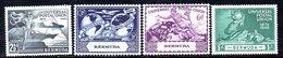 CI249 - BERMUDA 1949,  Serie Yvert N. 128/131  ***  MNH (2380A) .  Upu - Bermuda