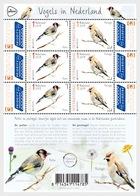 H01 Caribbean Netherlands 2019 Europa 2019 - Birds In The Netherlands  Sheetlets - Curaçao, Antilles Neérlandaises, Aruba