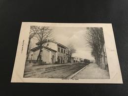 SECEUX La Gare - 1917 - Sonstige Gemeinden