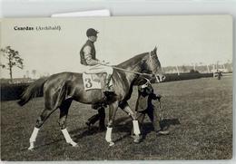 52133969 - Pferdesport Csardas (Archibald) Nr. 3 Jockey - Chevaux