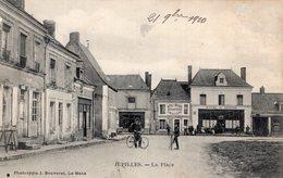 S1838 Cpa 72 Jupilles - La Place - France