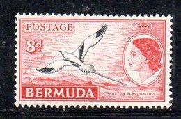 APR629 - BERMUDA 1953,   Yvert N. 141A  ***  MNH (2380A) . - Bermudes
