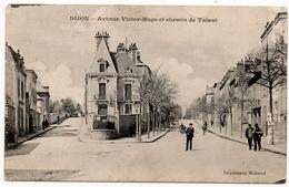 Dijon : Avenue Victor Hugo, Chemin De Talant (Imprimerie Moderne) - Dijon
