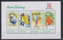 C908. Sao Tome And Principe - MNH - 2013 - Sports - Golf - Autres