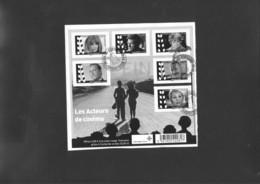 France  2012 Bloc - S/S  USED - Oblitérés