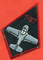 United States. The Emblem Of The Aviation Part. - Patches
