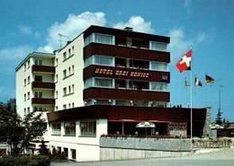 """CPM - EINSIEDELN - Hôtel """"Drei Könige"""" - SZ Schwyz"""