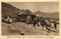 Afrique - Missions Du Sud-Afrique - Le Klotla - Indigène Jugeant Un Procès - (Basutoland) - C 5649 - Afrique Du Sud