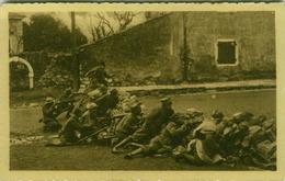 CROATIA - FIUME /  RIJEKA - BARRICATA DELLA BRIGATA SESIA VIA TRIESTE 24-28  NOVEMBRE 1918 - EDIT F. SLOCOVICH ( BG3219) - Croatie