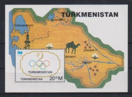 J240. Turkmenistan - MNH - Sports - Olympics - Olympische Spiele