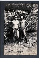 MALAYSIA  Sakai Youths, Ulu Sungkel, Perak Ca 1930 OLD PHOTO POSTCARD - Malaysia