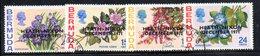 APR640 - BERMUDA 1972, Serie Yvert N. 276/279  Usata  (2380A) . Heath Nixon - Bermuda
