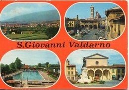 S. GIOVANNI VALDARNO - Vedute - Italia