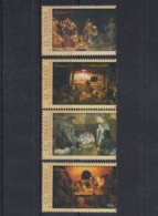 J636. St Vincent - MNH - Art - Paintings - Christmas 2003 - Autres